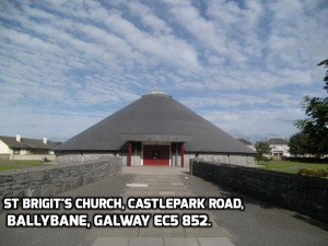 BALLYBANE CHURCH