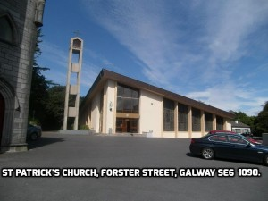 PATRICKS CHURCH